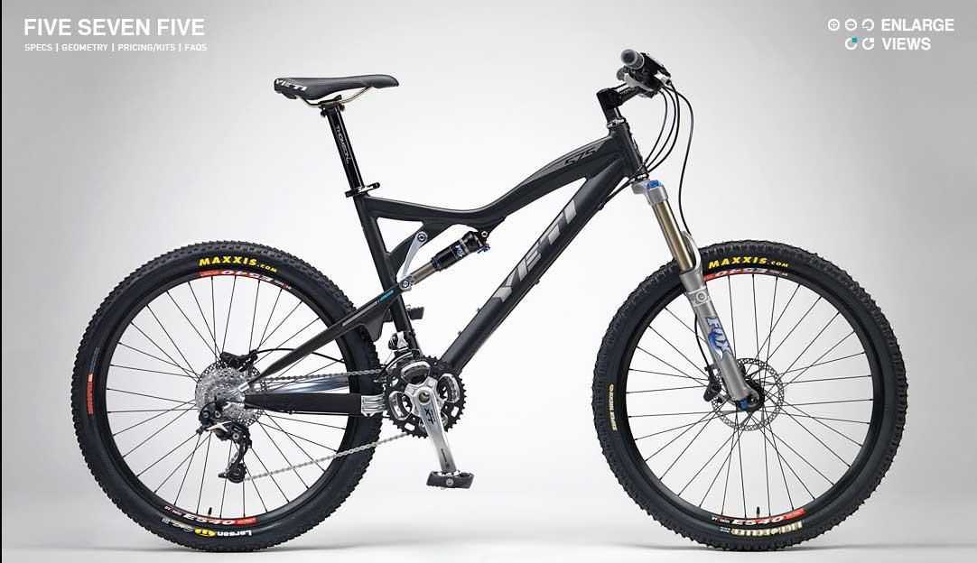 Yeti 575 vs. AS-R 7? – Lee Likes Bikes