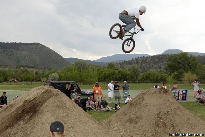 Bike Jumping Games LYONS OUTDOOR GAMES DJ CONTEST