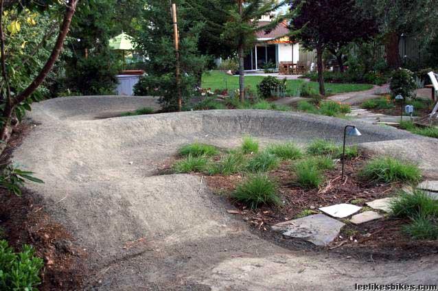 Backyard Pump Track Designs : Pump track  need some design help  any gurus out there? Mtbrcom