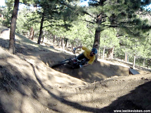 how to build a pump track in your backyard