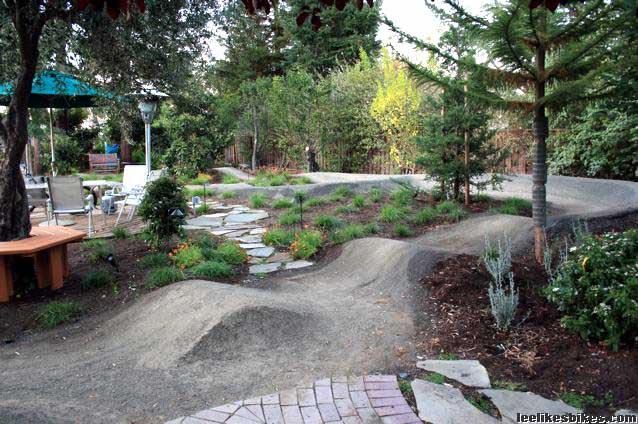 Home Landscaping Ideas (OT perhaps?)- Mtbr.com on Mountain Backyard Ideas id=85351